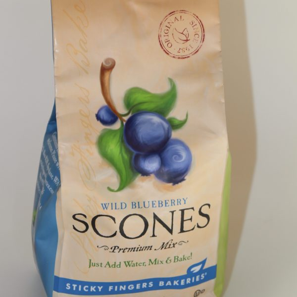 Wild Blueberry Scone Mix